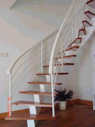 欧式铁艺楼梯柱子
