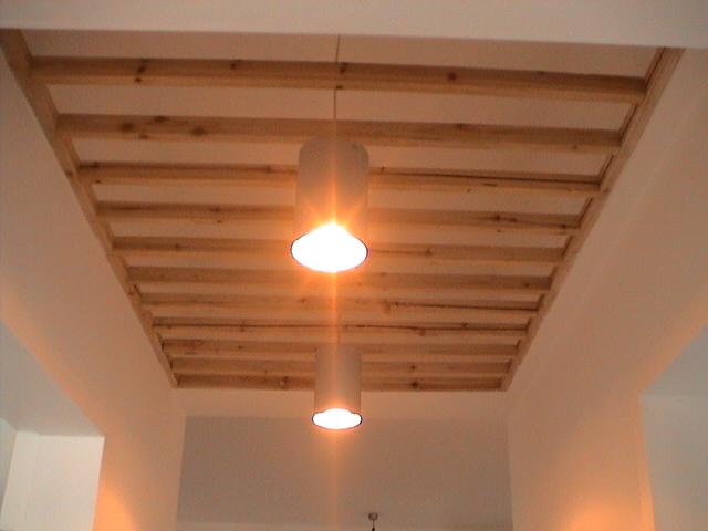 杉木扣板吊顶施工