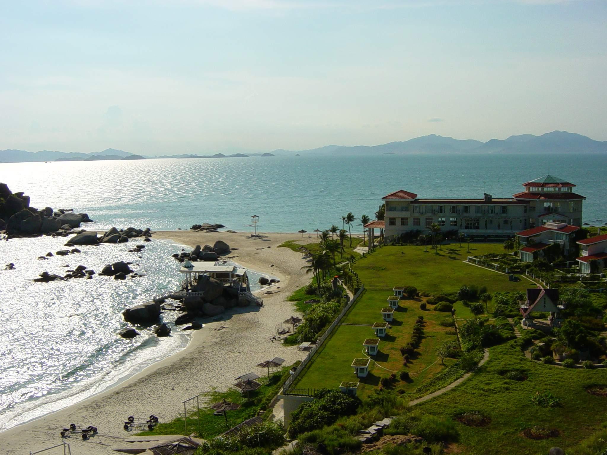 红海湾遮浪岛游记 - 家在深圳-房网论坛