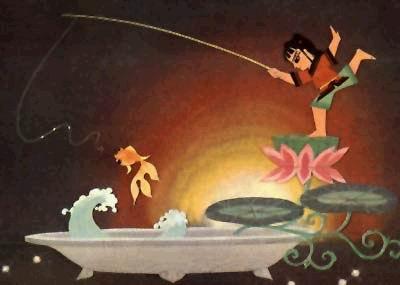 中国经典怀旧美术片--宫崎峻算个啥?图片