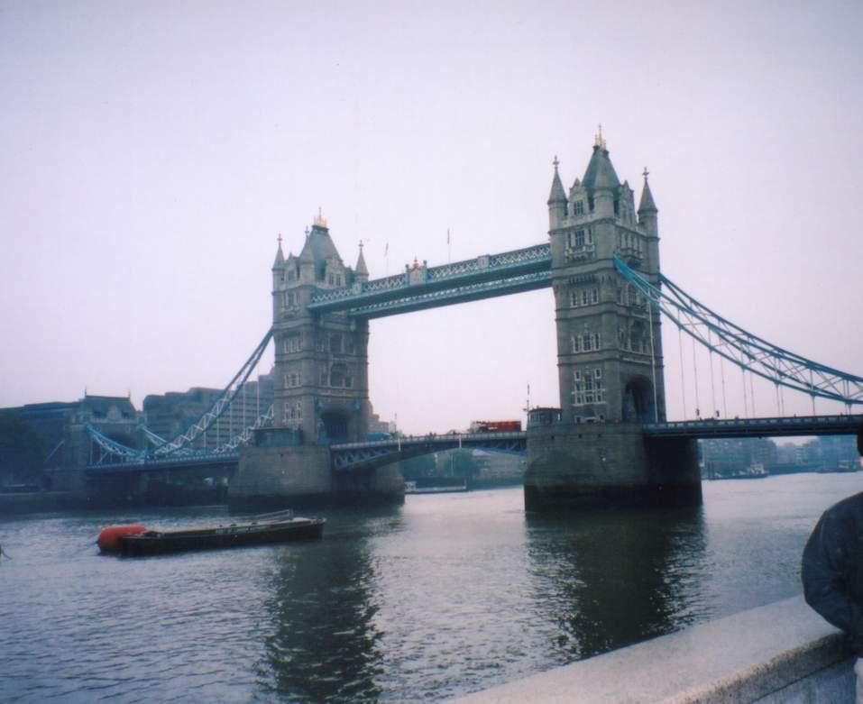 43楼 伦敦塔桥