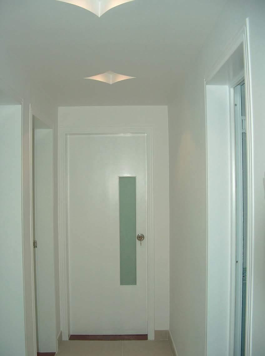 过厅的吊顶,做几个菱形灯箱