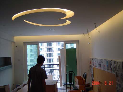 弧形回光灯槽结构图