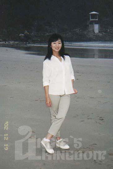 为什么赵雅芝这么年轻呢?