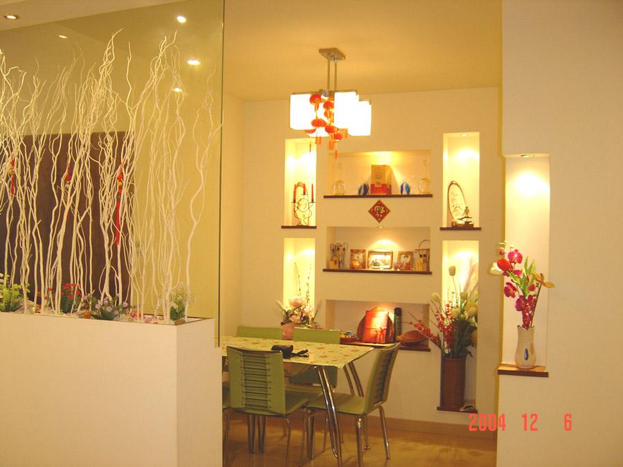 客饭厅之鞋柜兼屏风装饰隔断级别:粉丝高清图片