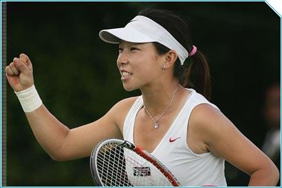 女网球运动员终于受到世重!