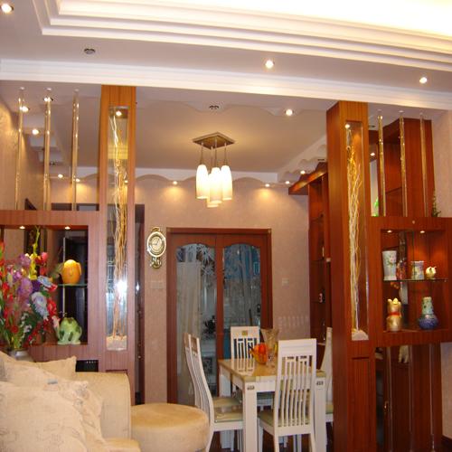 3房2厅的135平方的房子装修