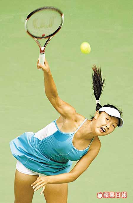 女子网球运动员_