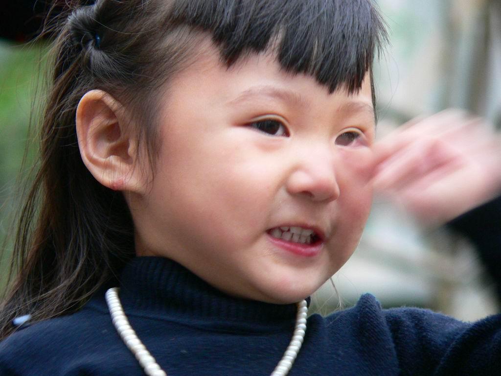超级可爱的小美女! - 深圳房地产信息网论坛