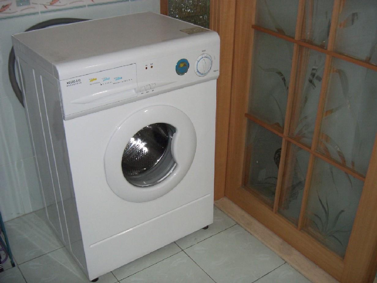 转让小天鹅滚筒洗衣机