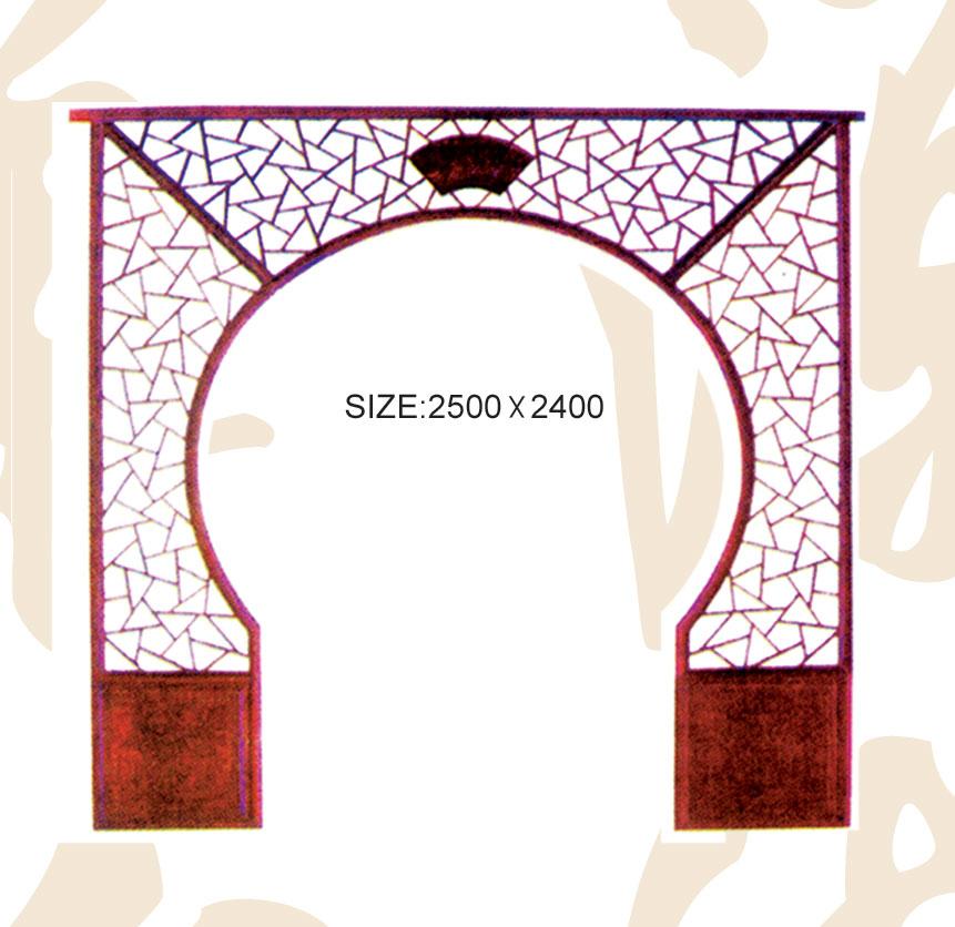 > 专业制作实木仿古窗花屏风,窗格式推拉门,贴金玉雕字画,与家居配套