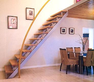 装修论坛 装修交流  > [楼梯系列]我收集的室内楼梯知识和图片   32楼