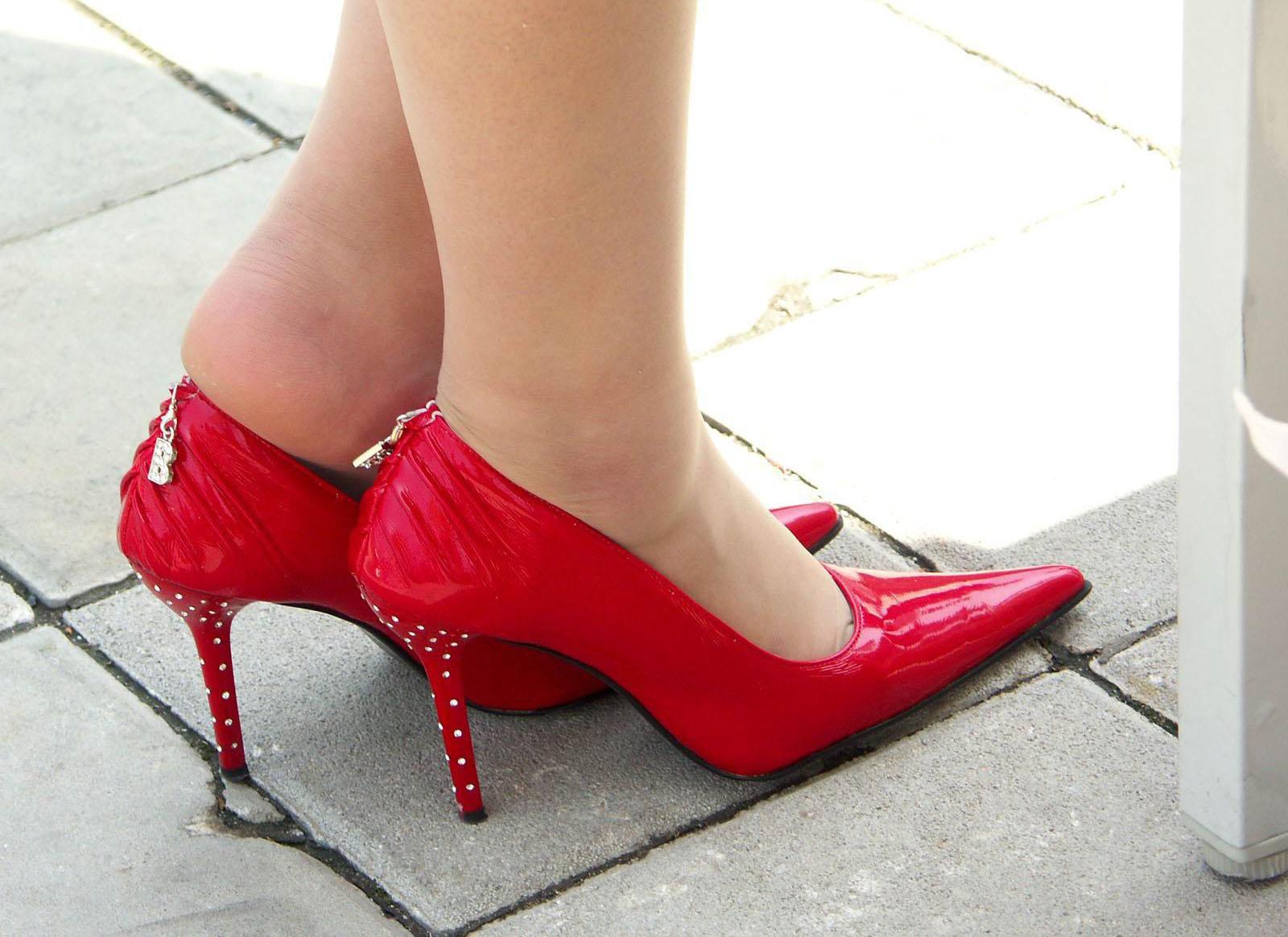给老婆选鞋不轻松啊【图】 - 柏村休闲居 - 柏村休闲居