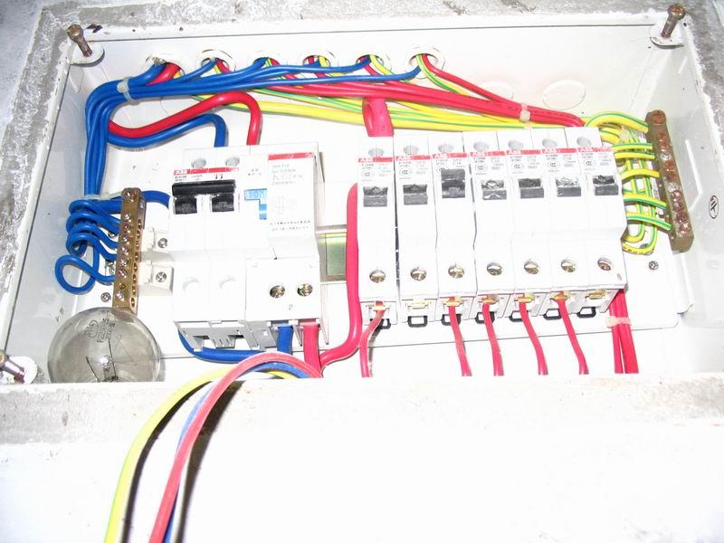 家用简单饮水机电路接线图